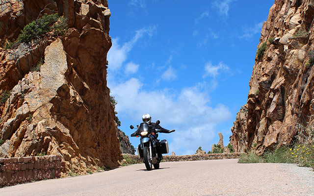 motorcycles tour to South Africa