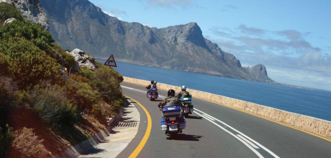 Motorcycle Trip Africa
